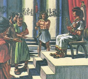 Joseph egypt