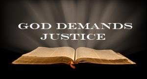 God-Demands-Justice