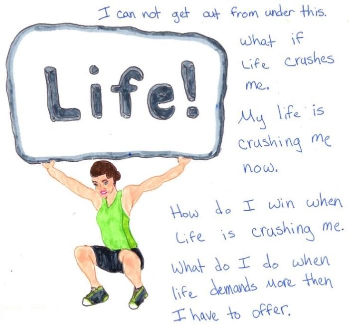 Life crushing2
