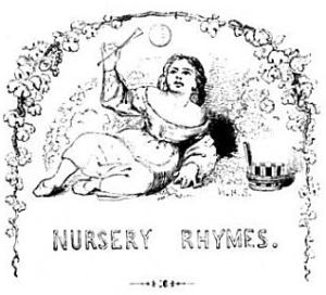 nursery rhymens title