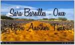 Sara Bareilles - Once Upon Another Time (Lyrics)